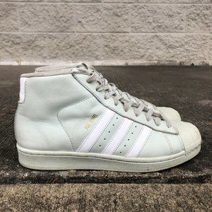 Adidas Women Adidas Pro Model Sneaker Shoes Sz 7.5